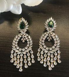 Girls Accessories, Girls Jewelry, Diamond Jewellery, Earrings, Indian, Jewels, Clothing, Fashion, Ear Rings