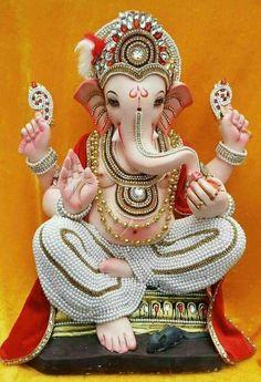 Jai Ganesh, Ganesh Lord, Ganesh Idol, Shree Ganesh, Ganesh Statue, Ganesha Art, Shri Hanuman, Durga Maa, Durga Goddess