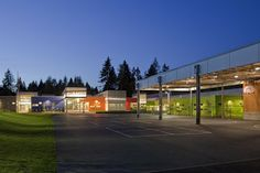 Panther Lake Elementary School in Federal Way WA / DLR Group