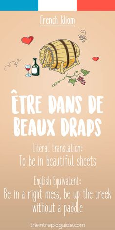 Lost in translation? Here are 25 hilarious French expressions translated literally with their English counterparts. Get ready to laugh out loud with these funny french idioms.