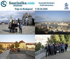 Trip to Budapest 7-10 October 2011   Saariselka.com #saariselka #saariselkabooking #staffadventure #saariselankeskusvaraamo