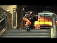 One of the most creative skaters I have ever seen. Pro Spot - Richie Jackson