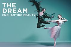 The Australian Ballet,  The Dream (A Midsummer Night's Dream), created by Frederic Ashton for The Royal Ballet in the 1960s.