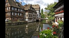 One of the Most Beautiful Cities in Europe, Strasbourg, France