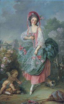 Marie-Madeleine Guimard - Wikipedia, the free encyclopedia
