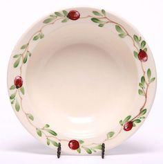 Ceramic Soup Bowl - 13 Pattern Options