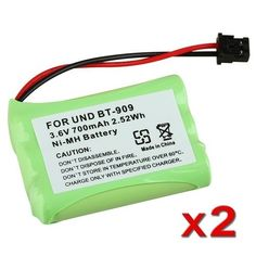 eForCity 2 pcs Rechargeable Cordless Phone Battery for Uniden BT909 BT 909 Ni-MH 3.6V by eForCity. $2.37. Compatible With Again: STB961, Empire: CPH-488B, Uniden: DCT-646 / DCT-646-2 / DCT646-3 / DCT646-4 / DCT6465-2 / DCT648 / DCT-648 / DCT-648-2 / DCT-648-3 / DCT648-4 / DCT-6485 / DCT-6485-2 / DCT736-1 / DCT736-2 / DCT736-3 / DCT736-4 / DCT738 / DCT-746M / DCT-748-4 / DCT-7488 / DCT-756 / DCT756-2 / DCT-7565 / DCT7565-3 / DCT-758 / DCT758-3 / DCT-7585 / D...