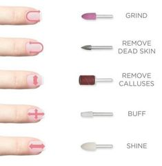 7 Best nails - drill use images in 2015 | Pedicures, Nail drill