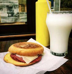 11 délicieux lunchs à moins de 10 dollars dans le Mile-End Dollar, Glass Of Milk, Food, Essen, Meals, Yemek, Eten