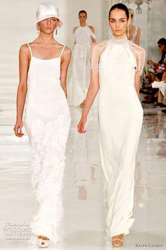 Ralph Lauren Spring 2012 Ready-to-Wear   Wedding Inspirasi