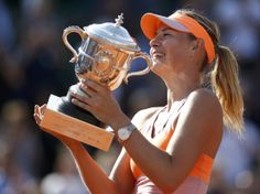 Maria Sharapova's French Open win proved she's the toughest athlete in sports