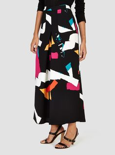 Couverture and The Garbstore - Womens - Rachel Comey - Collage Dean Pants