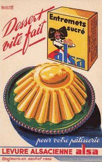 La philosophie dans le buvard: Dessert vite fait Vintage Advertising Posters, Vintage Advertisements, Vintage Posters, Pub Vintage, Vintage Labels, Etiquette Vintage, Retro Housewife, Images Vintage, Vintage Ads