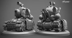 MetalSlug Tank Fan Art, Farmypoko 3D on ArtStation at http://www.artstation.com/artwork/metalslug-tank-fan-art