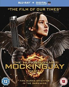 The Hunger Games: Mockingjay Part 1 [Blu-ray + UV Copy] [2015] Awesome 5*****