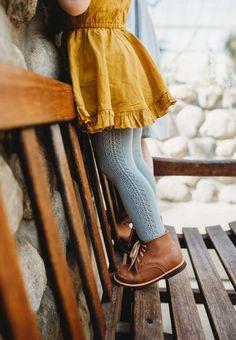 The handmade leather boots from Adelisa & Cobalt to Hän .- Die handgefertigten Lederstiefel von Adelisa & Cobalt zu Händen … The handmade leather boots from Adelisa & Cobalt at hand …, - Outfits Niños, Girls Fall Outfits, Little Girl Outfits, Little Girl Fashion, Toddler Fashion, Fashion Kids, Toddler Fall Outfits Girl, Toddler Girl Boots, Toddler Shoes