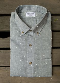 Shirting Savants: Swiss Dots | Taylor Stitch