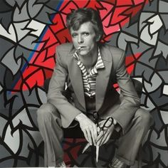 Terry O'Neill, 'David Bowie - a collaboration with MAR,' 2015, Art Angels