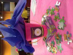 Volunteer Event Centerpieces