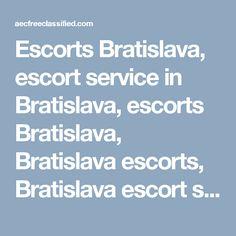 forwomen escort service bratislava