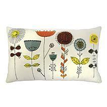 Elements Floral Cushion