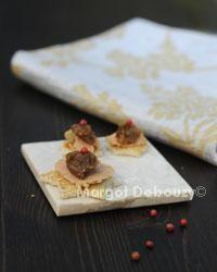 Confit de figues sèches pour foie gras ou fromage