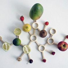 Stojak na owoce.
