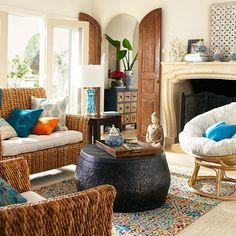 Right now you can save 15% on all Papasans and natural indoor woven furniture only at Pier 1 Imports! So what are you waiting for? #KentsDeals