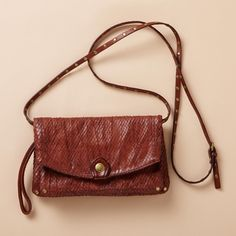 Frye® Convertible Clutch in Fall 2012 from Sundance