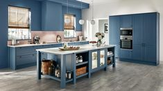 Blend heritage design with Scandinavian influences to create your own Shaker Rustic kitchen for a simple and pared back look. Shaker Cabinet Doors, Cabinet Door Styles, Shaker Style Doors, Shaker Style Kitchens, Kitchen Cabinet Styles, New Kitchen Cabinets, Shaker Kitchen, Rustic Kitchen, Kitchen Decor
