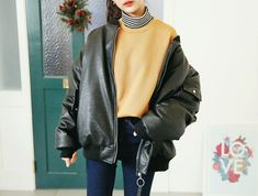 Korean Fashion Trends you can Steal – Designer Fashion Tips Japanese Fashion, Asian Fashion, Love Fashion, Winter Fashion, Fashion Looks, Pretty Outfits, Fall Outfits, Fashion Outfits, Fashion Trends