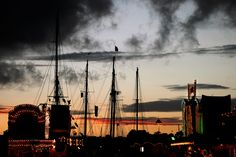 Hanse Sail, Rostock, Germany