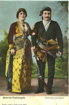 Folk Costume, Men's Costumes, Greek History, Folk Dance, Gold Embroidery, World Music, Wedding Pictures, Traditional, Retro