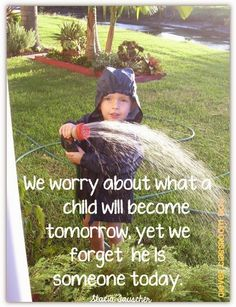 We worry about what a child will become tomorrow, yet we forget he is someone today. Quotes to Start the New Year: Clever Classroom blog Preschool Quotes, Teaching Quotes, Parenting Quotes, Education Quotes, Kids And Parenting, Autism Parenting, Gentle Parenting, Preschool Classroom, Teaching Ideas