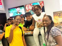#HappeningNow; Its all about @76_the_movie today at Genesis Cinemas Sangotedo with @ramseynouah cast are at Genesis Cinemas sangotedo now!  Cc @ritadominic  #MeetAndGreet #HappeningToday  #EventWorthAttending #MovieAlert #76TheMovie