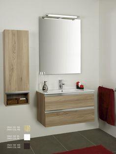 Mueble de baño. Incluye lavabo. Oferta