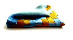"pillow case, 18 / 18"", #decorative #pillows, throw #pillows, #patchwork pillow, sofa #cushions, #pillowcase, pillow case, zipper, #blue, #gold, #bedding #pillows #homedecor #craft #pillow #bedding #pillows #homewares #birthdaygift #pillow covers, sofa pillow, #needlework, decorative pillow, throw pillow, #handmade #AnnushkaHomeDecor $21,00 USD"