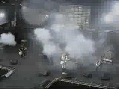 Live at the Rantarock 1997 Midsummer Festival.