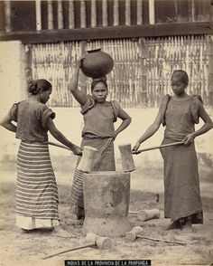 Indias (native Filipinas) from Pampanga, Philippines  | Flickr - Photo Sharing!