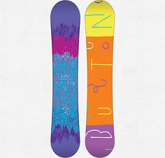 Feather Snowboard - Burton Snowboards    Like this one a lot....