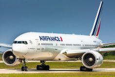 Air France - Boeing 777-200ER - F-GSPY   CDG/LFPG