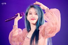 Moonlight on - - Iu Fashion, Fashion Beauty, Kpop Girl Groups, Kpop Girls, Cute Girls, Cool Girl, Idole, Korean Celebrities, Perfect Woman