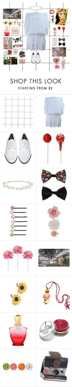 🌺 I'll be on your side 🌺 by nymphet-adriana on Polyvore featuring moda, Dolce&Gabbana, Rachel Comey, Summer and Silver, Design Lab, Accessorize, Cara and Creed