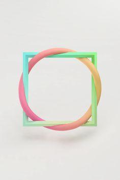 Maiko Gubler . gradient bangle