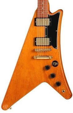 Gibson Moderne XL 2012 Natural (via Reverb)