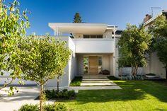 Contemporary Entry by Liz Prater Design Home via Houzz