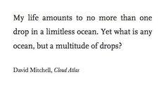 David Mitchell, Cloud Atlas