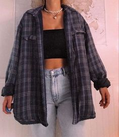 boyfriend karohemd tomboy outfit idee Boyfriend Karohemd Tomboy Outfit IdeeYou can find Tomboy outfits and more on our website Tomboy Outfits, Skater Girl Outfits, Indie Outfits, Teenager Outfits, Retro Outfits, Cute Casual Outfits, Winter Outfits, Vintage Outfits, Fashion Outfits