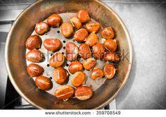 roasted #chestnuts #foodblog