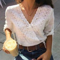 Otavalo style - Looks are Everything Casual Outfits, Summer Outfits, Cute Outfits, Mode Style, Style Me, Look Fashion, Fashion Outfits, Face Fashion, Fashion Ideas